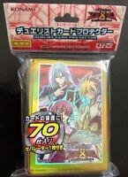 Yu-Gi-Oh Duelist Card Protector III IV V 70 Sleeve Japan NEW Yugioh Sleeves