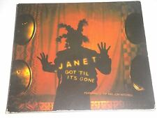 Janet Jackson - Got Till its Gone CD Single Fet Joni Mitchell