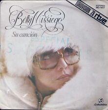 EUROVISION,BETTY MISSIEGO,45.P/Sleeve.Su cancion.Spain entry 1979 + Lyrics