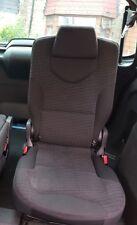 Peugeot 308 SW estate one  rear seat black  2007 - 2014 3 4 5 6 7 seat children