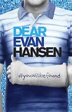 Dear Evan Hansen Tickets