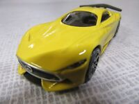 502  Majorette® Maßstab 1:66 Vision Gran Turismo Infiniti Concept gelb Neu