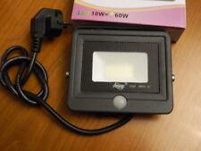 lot 4   Projecteur led 10w Spot lampe extérieur avec detecteur de mouvement