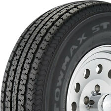 4 New ST205/75-15 Towmax STR II 8 Ply D Load Radial Trailer Tires 2057515