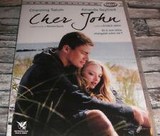 CHER JOHN  /  Channing Tatum  Amanda Seyfried // DVD NEUF