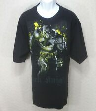 Fifth Sun Batman Dark Knight T-Shirt Mens 2XL Black Short Sleeve Crew Neck F1