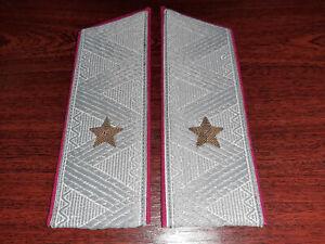 Soviet Army General Shoulder boards (copy)