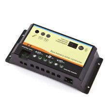 EP-Solar Laderegler EPIPDB-Com 12-24V 10A für 2 verschiedene Batterien