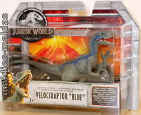 Mattel Jurassic World Attack Pack Velociraptor Blue FPF12 Fallen Kingdom NEU/OVP