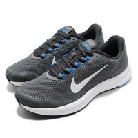 Nike Runallday Anthracite Blue White Men Running Shoes Sneakers 898464-018