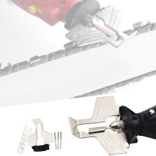 2019 Chain Sharpening Teeth Kit Chainsaw Sharpener Saw Power-Sharp Grinding Tool