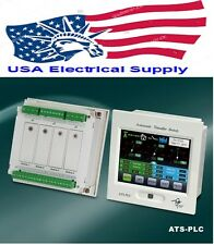 New ATS-PLC Multi-Function Touch Screen ATS Control
