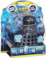 DR WHO Talking Planet Of The Daleks BRAND NEW Sound FX Dalek Figure
