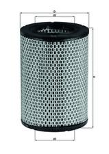 Luftfilter - Mahle LX 228