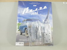 "GAZ - 21 ""Volga"" in 1 / 8th scale Parts for Assembly + magazine No.6 DeAgostini"