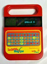 """★★★Jeu VINTAGE : """"LA DICTEE MAGIQUE"""". Texas Instruments. Fonctionne ★★★"""