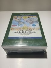 The Great Courses Civil Liberties and the Bill of Rights NEW SEALED with Book