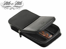 Portapenne Visconti Pelle 3 Posti | Visconti Dreamtouch Pen Case | Made in Italy