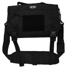 Schulter Umhängetasche Army Combat shoulder bag Tasche black schwarz