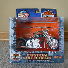 Harley Davidson Custom Collectibles 1/17 scale Metal Maxx Springer Softail