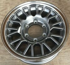 "15"" X 6"" 6 LUG ON 5.5  ALUMINUM TRAILER WHEEL - hi -spec"