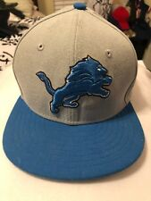 Youth Fitted New Era Detroit Lions Hat - Size 6 3/8