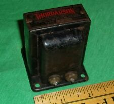 Thordarson Audio MIC Transformer 2357 (2.8K/4 ohm, T-23A57 1:64) 1930's