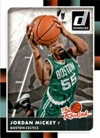 2015-16 Donruss The Rookies #46 Jordan Mickey
