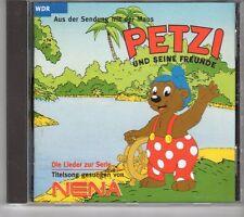 (GK349) Petzi Und Seine Freunde - 1997 CD
