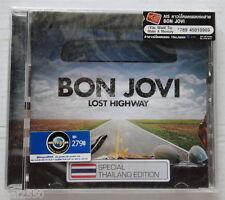 BON JOVI : Lost Highway Special THAILAND Edition CD Sealed ...Rare!