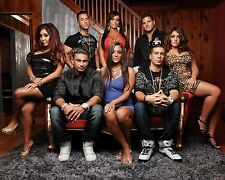 Jersey Shore CAST / Snooki & JWoww  8 x 10 / 8x10 GLOSSY Photo Picture IMAGE #2