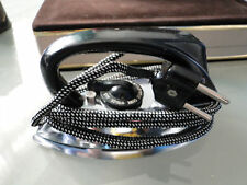 More details for  vintage travel iron azn automaticus, , c-1950s original case and paper work