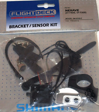 Shimano Nexave Flight Deck Computer Sensor Kit Only NEW!