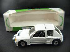 Corgi MOBIL Performance car collection PEUGEOT 205 T16 neuf en boite MIB