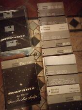 148 Original Marantz Manuals