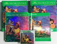 Grade 2 Harcourt Horizons Social Studies History Curriculum Homeschool 2nd