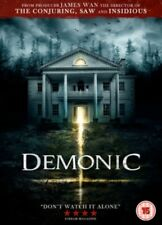 Demonic DVD *NEW & SEALED*