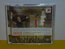 DOPPEL - CD - NEUJAHRSKONZERT 2012 - MARISS JANSONS - WIENER PHILHARMONIKER