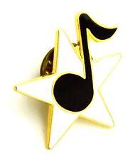 Pin Spilla Nota Musicale cm 2,9 x 2,9 - (AIM PGHPA USA) - (Cod. M146)