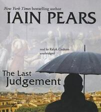 The Last Judgement by Iain Pears (2013, CD, Unabridged)