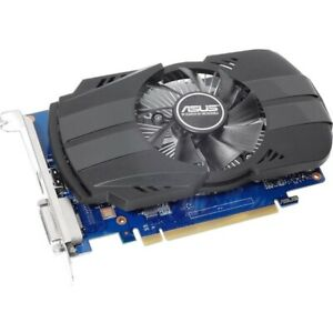 Asus PH-GT1030-O2G GeForce GT 1030 Graphic Card - 1.28 GHz Core - 1.53 GHz Boost