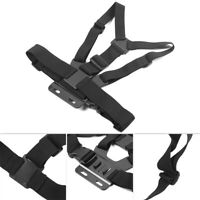 kit Harness Belt Chest Strap For Go pro Session/4/3/HD Sports Action Camera