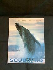 New listing Vintage Scubapro 1995 Catalog. Excellent condition.