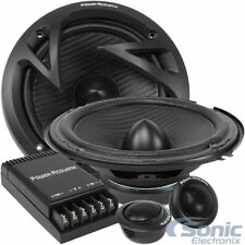 "New! Power Acoustik Ef-60C 500 Watt 6.5"" Edge Series 2-Way Car Components"