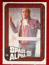 SPACE / ALPHA 1999 - MONTY GUM - Card #10 - Netherlands 1978
