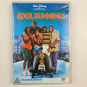 Cool Runnings DVD - Region 4 - TRACKED POST
