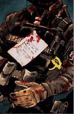 A Walk Through Hell #1 Garth Ennis Robert Hack Charity Variant Comic Book Pre-or