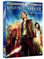 Legend of the seeker, saison 2 - coffret 6 DVD    //   NEUF