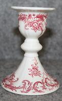 Valeria Rot Kerzenständer 11 cm / Leuchter Villeroy & Boch
