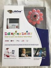 "Wireless Video Dancing Daisy Camera 2.5"" Handheld Baby Monitor / PINK"